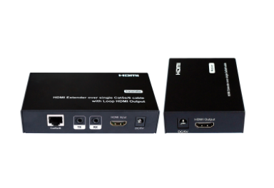 SX-EX21C - HDMI Extender over single Cat5e/6 cable with Loop HDMI Output