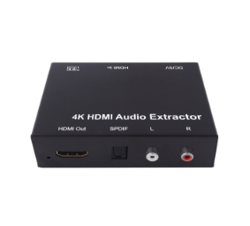 SX-HC01 - 4k HDMI Audio Extractor