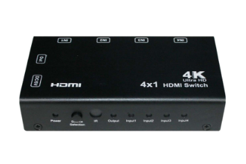 SX-SW441-HD4K2K - 4x1 HDMI Switch With PIP ,4K, Remote Control